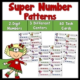 Super Number Patterns using 2-Digit Numbers