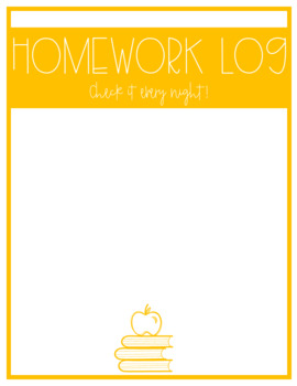 Super Organized Student Take Home Binder System [editable] SIMPLE & PRIMARY!