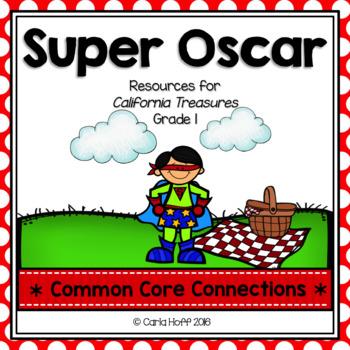 Super Oscar  - Common Core Connections - Treasures Grade 1