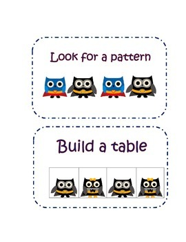 Super Owl Math Strategies