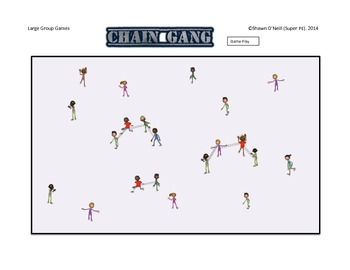 "Super PE Game - ""Chain Gang"""