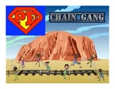 "Super PE Game - ""Chain Gang"""