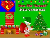 """Super PE Game - """"How the Grouch Stole Christmas"""""""