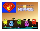 "Super PE Game - ""Hungry Hungry Hippos"""