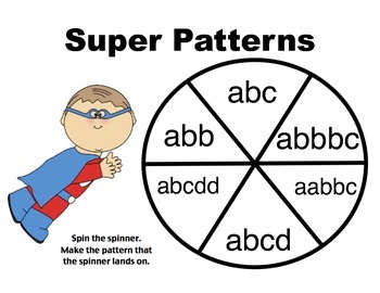 Super Patterns