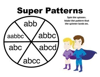 Super Patterns
