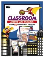 Super Power Classroom Awards and Rewards
