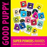 Super Powers Awards . Child Behavioral & Emotional Tools b
