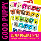 Super Powers Charts . Child Behavioral & Emotional Tools b