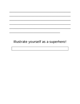 Super Powers-Opinion Writing