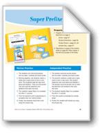 Super Prefixes