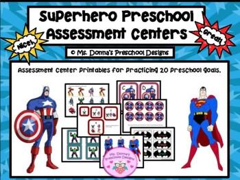 Super Preschool Assessment Centers