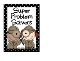 Super Problem Solvers: Visual Steps to Solve Math Word Problems