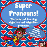 Super Pronouns!
