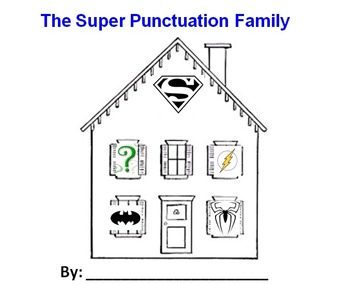 Super Punctuation Family Packet