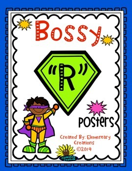 """Bossy """"R"""" Posters"""