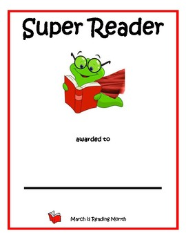 Super Reader Bundle