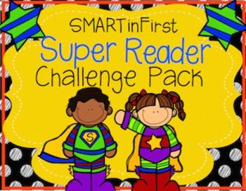 Super Reader Challenge Pack