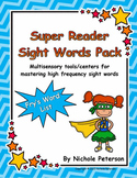 Super Reader Sight Words Pack