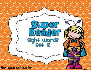 Super Reader-Sight Words Set 2