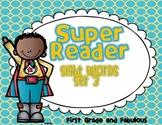Super Reader-Sight Words Set 3