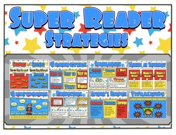 Super Reader Strategies