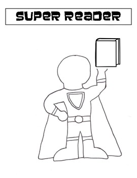 Super Reader Template