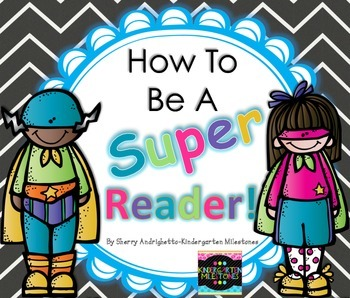 Super Readers!