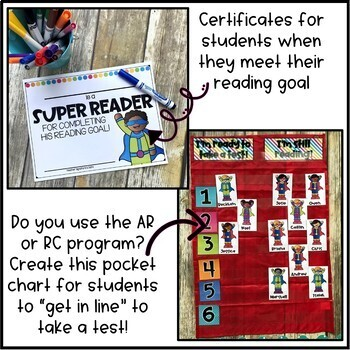 Interactive Arrc Tracking Bulletin Board Reading Incentive By