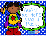 Reading Award Pack