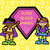 Super Readers Awards