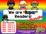Super Readers Interactive PowerPoint Bundle – Reading Wond