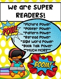 Super Readers: Units of Study for Teaching Reading (Lucy C