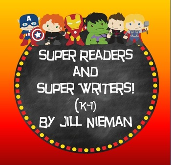 Super Heroes: Awards, Bookmarks, and Posters