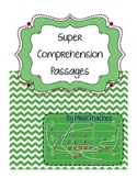 Super Reading Passages, SuperBowl Recipe & Reading
