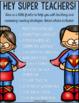 Super Reading Strategies {Freebie}