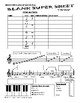 Super Reference Sheet for Music Classes Grades 3, 4, and 5