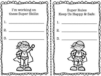 Super Return to Speech & Language: Booklets