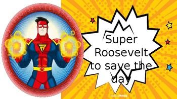 Super Roosevelt and the New Deal