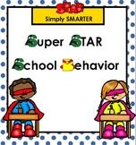 Super STAR School Behavior SMARTBOARD Lessons