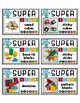 Super STEM Box Science Theme Labels