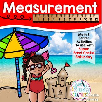 Super Sand Castle Saturday, a Measurement Packet