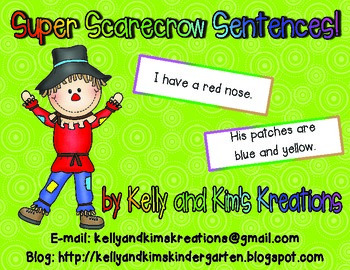 Super Scarecrow Sentences