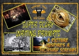 Writing Prompt Pictures and Story Starters (Super Scary)