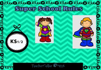 Super School Rules