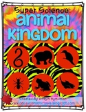 Super Science: Animal Kingdom {exploring animal classification and non-fiction}