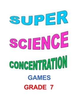 Super Science Concentration Grade 7