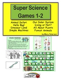 Super Science Games 1-2