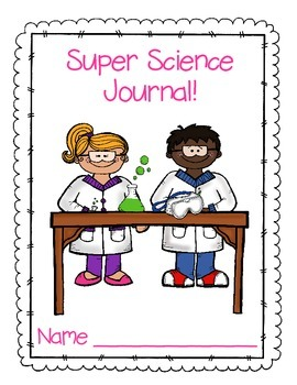 Super Science Journal Dividers