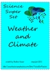 Super Science Set - Weather and Climate